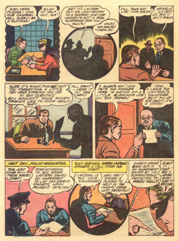 Green Lantern (1941) issue 8 - Page 50