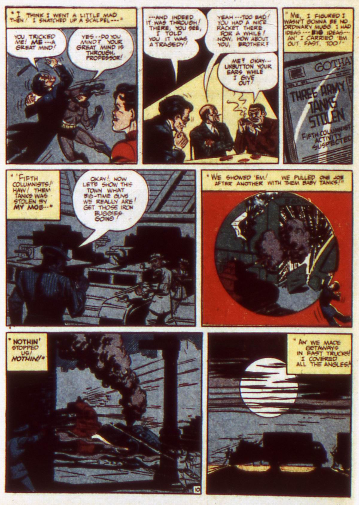 Detective Comics (1937) 61 Page 11