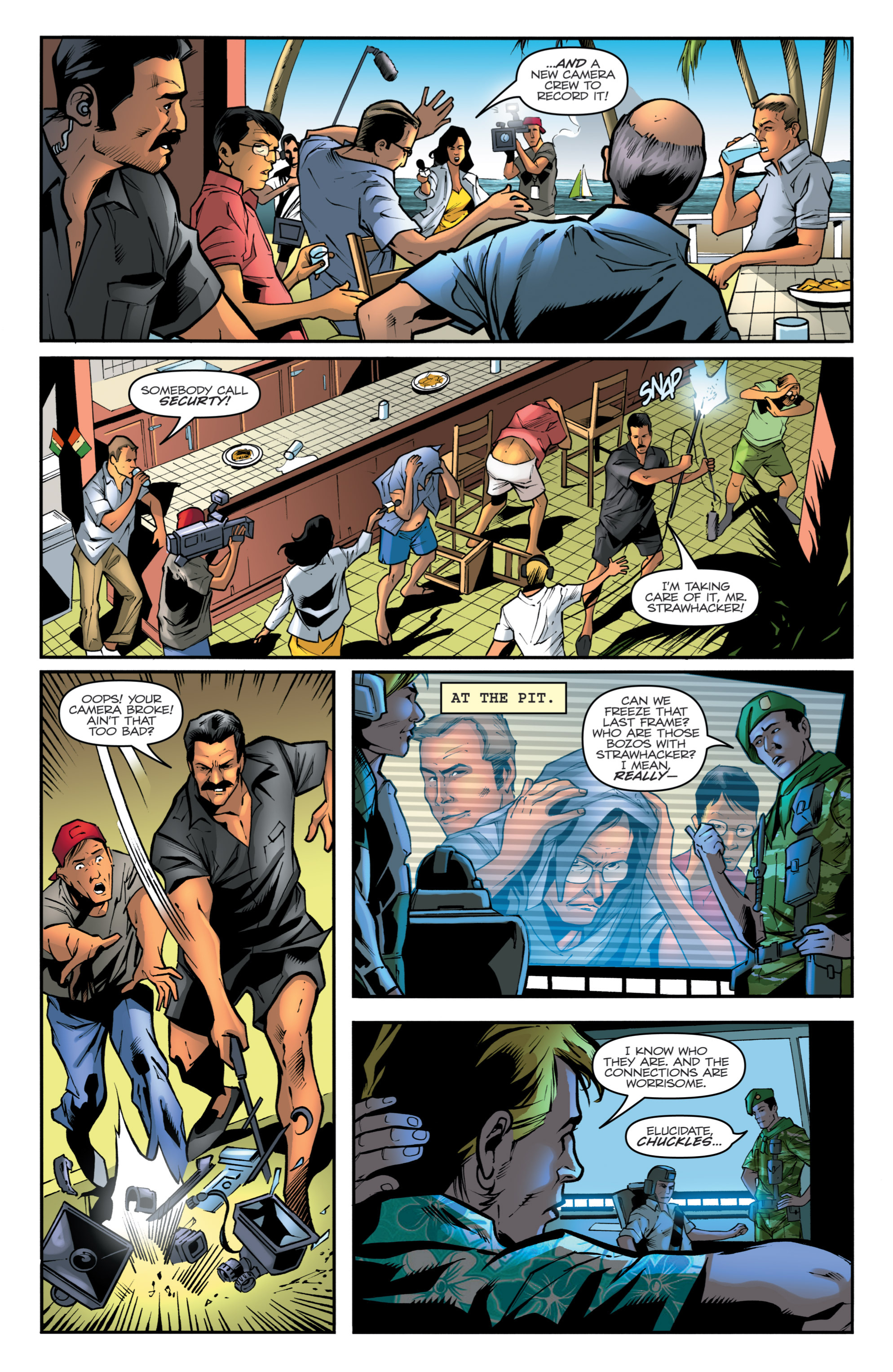 G.I. Joe: A Real American Hero 194 Page 16