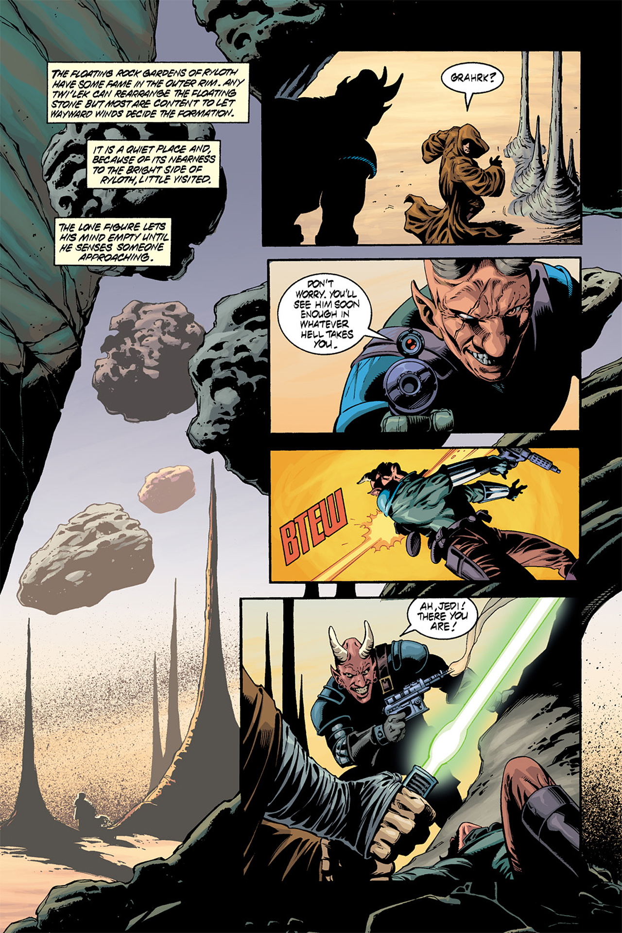 Read online Star Wars Omnibus comic -  Issue # Vol. 15 - 61