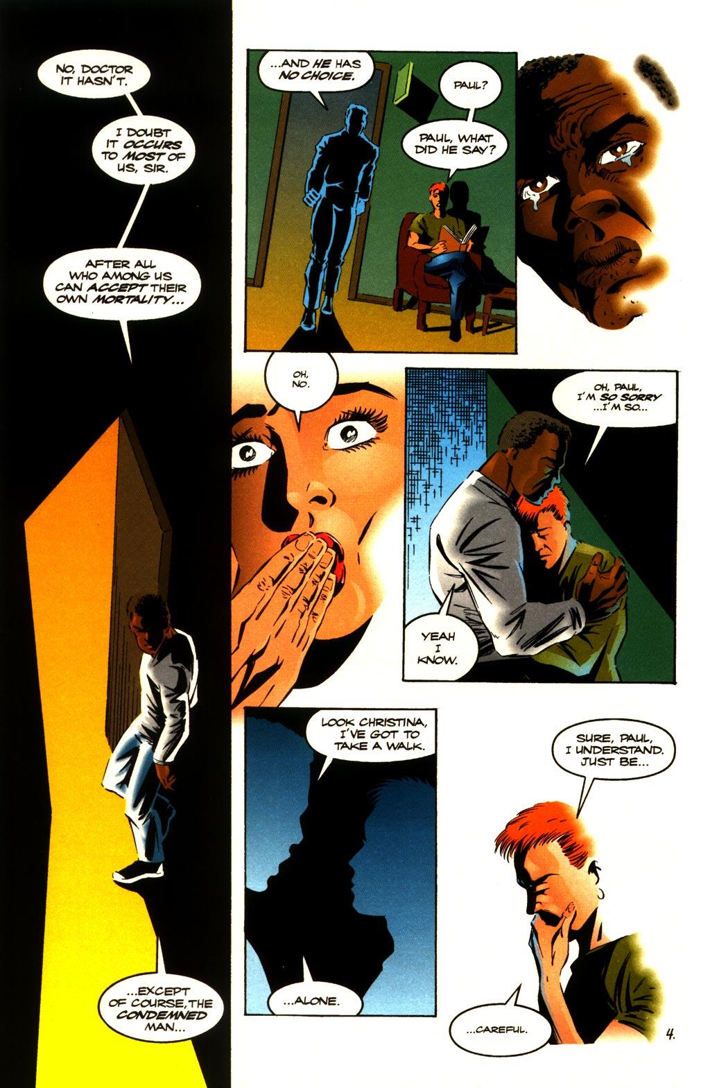 Read online ShadowHawk comic -  Issue #10 - 6
