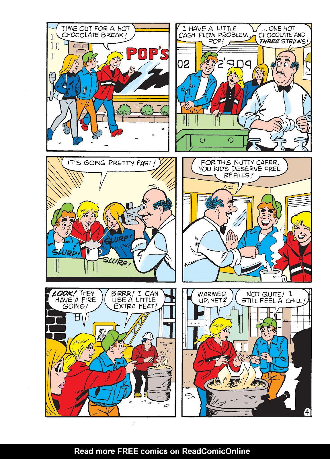 Betty and Veronica Double Digest issue 291 - Page 103