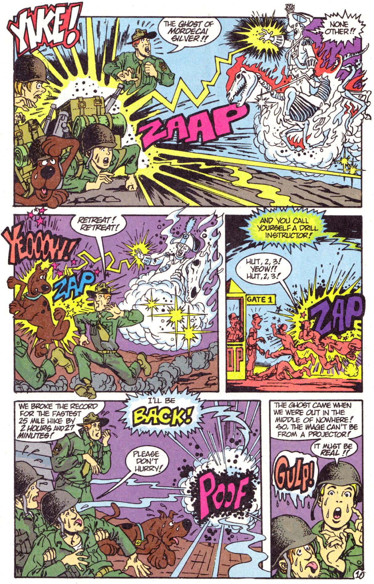 Read online Scooby-Doo (1995) comic -  Issue #2 - 11