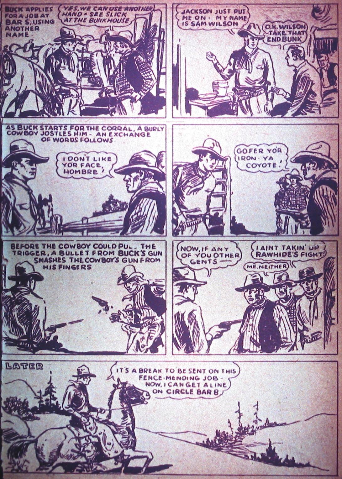 Read online Detective Comics (1937) comic -  Issue #1 - 50