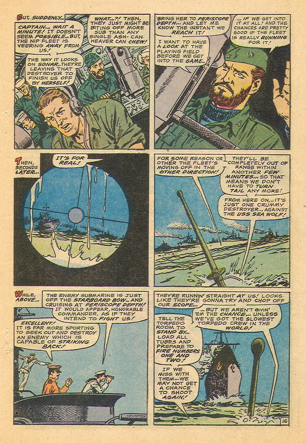 Captain Savage and his Leatherneck Raiders issue 19 - Page 23