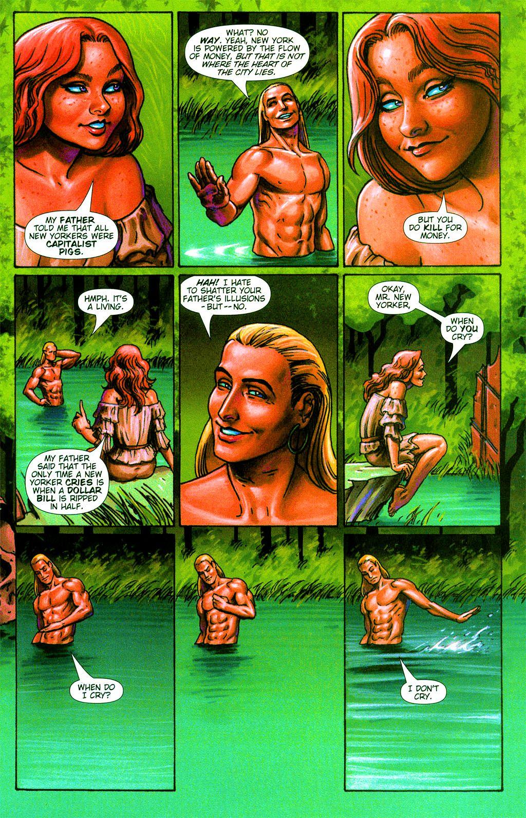Read online Dawn: Three Tiers comic -  Issue #2 - 14