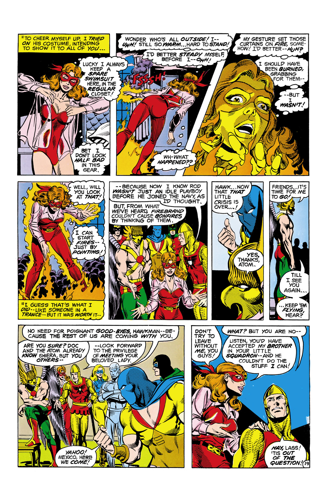 Read online All-Star Squadron comic -  Issue #5 - 20
