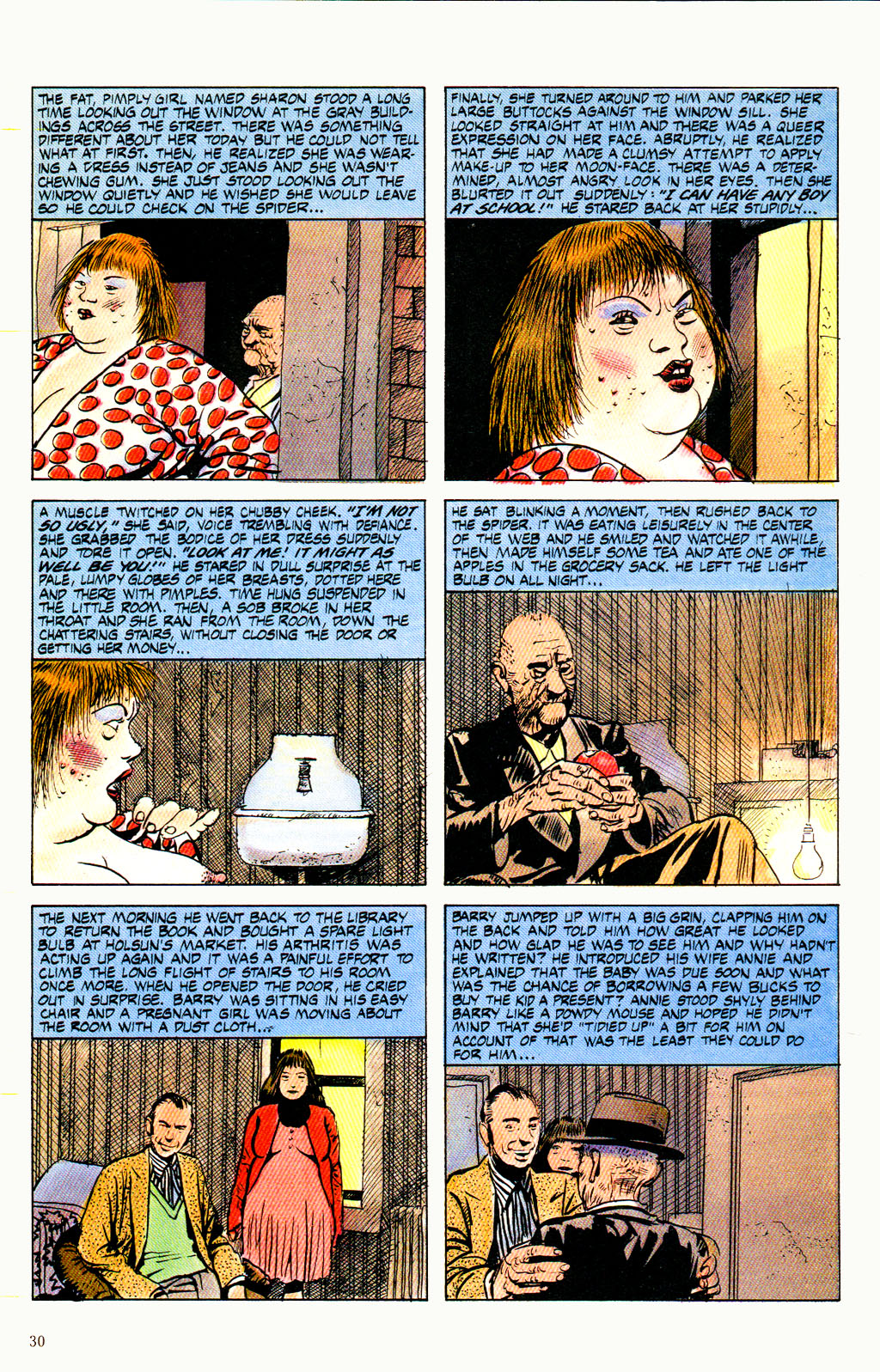 Read online Twisted Tales (1982) comic -  Issue #6 - 32