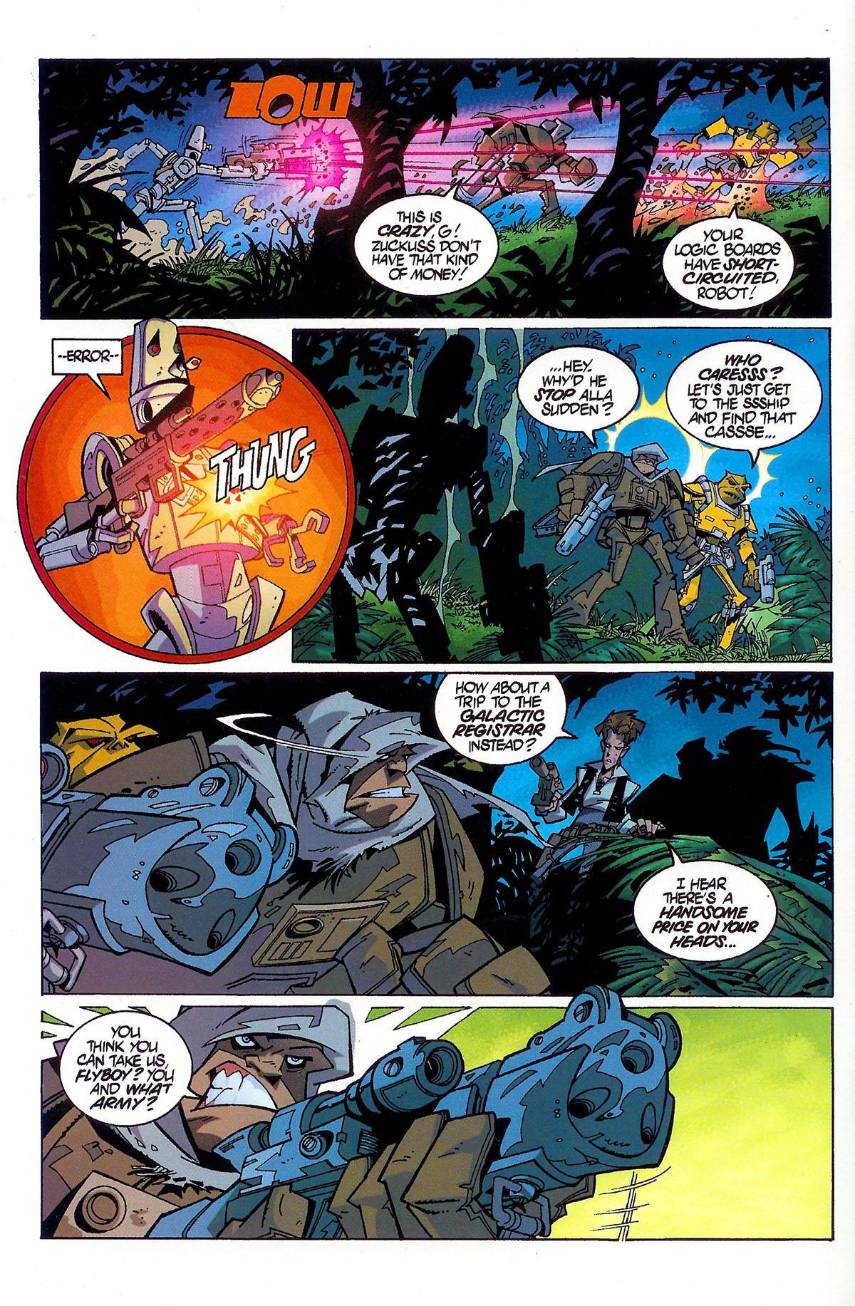 Read online Star Wars Omnibus comic -  Issue # Vol. 12 - 205