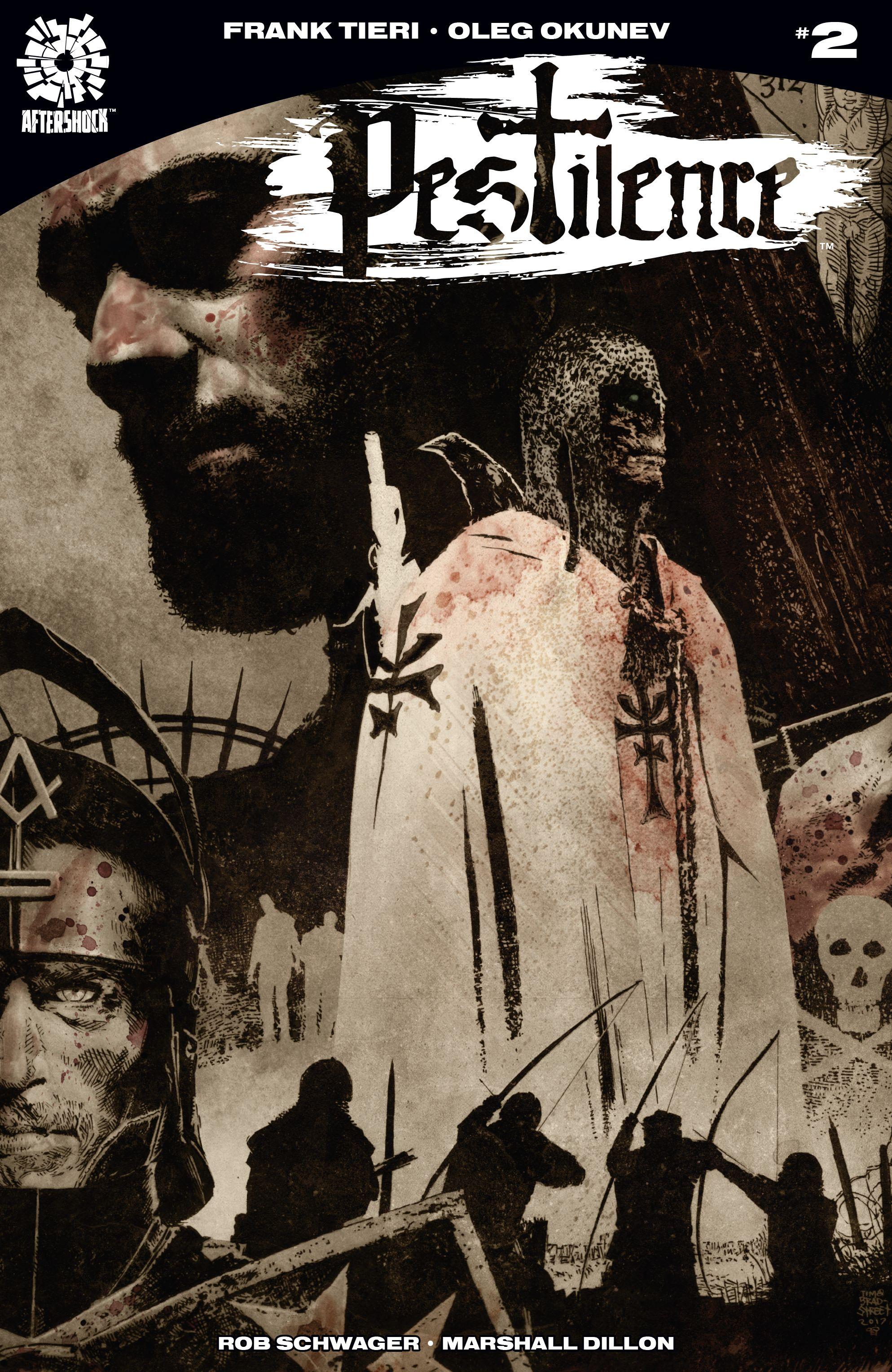 Read online Pestilence comic -  Issue #2 - 1