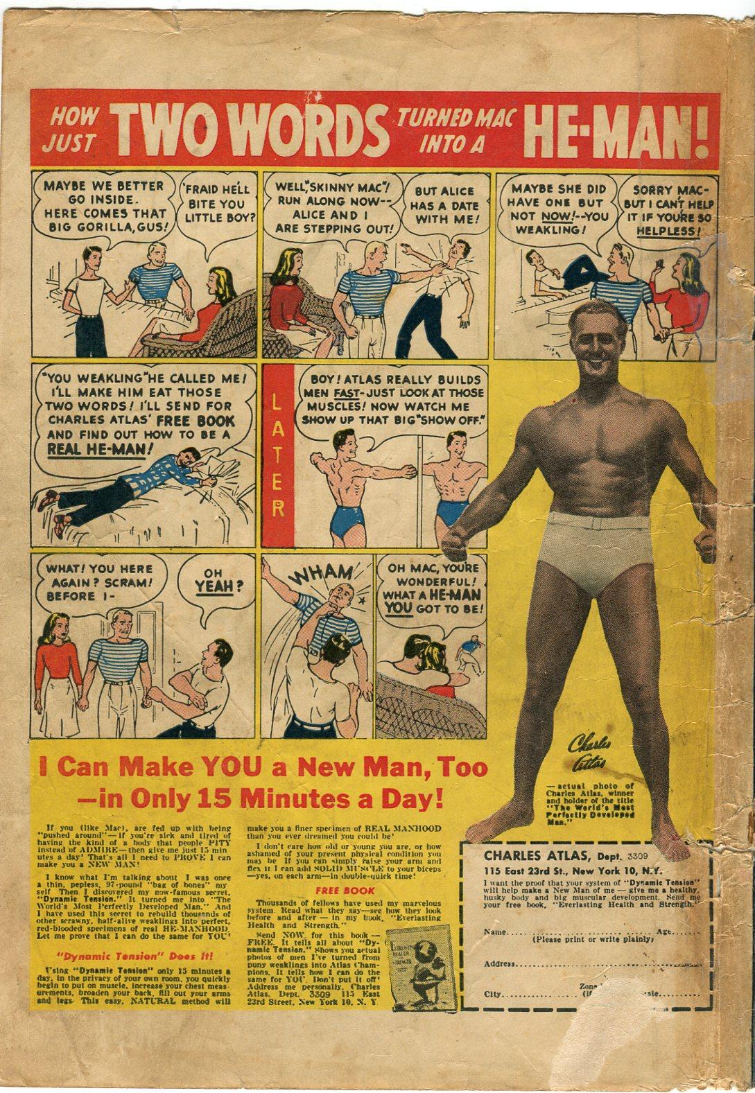 Read online Hit Comics comic -  Issue #48 - 52