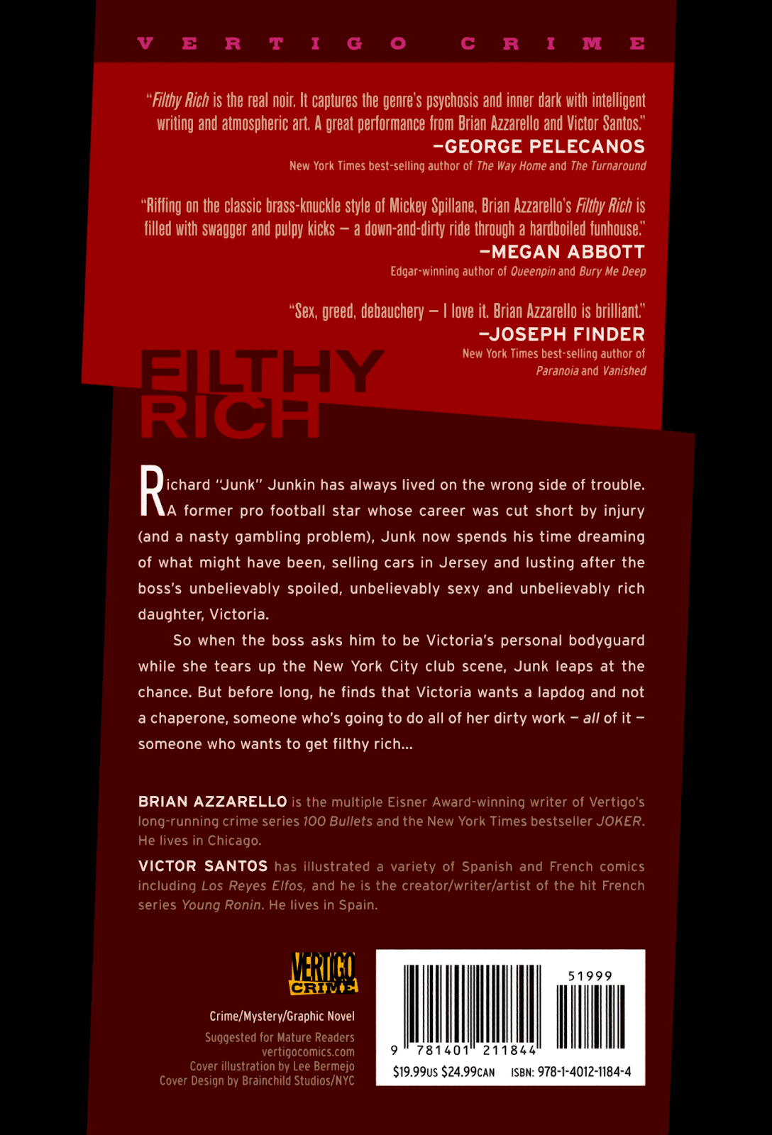 Read online Filthy Rich comic -  Issue # TPB (Part 2) - 105