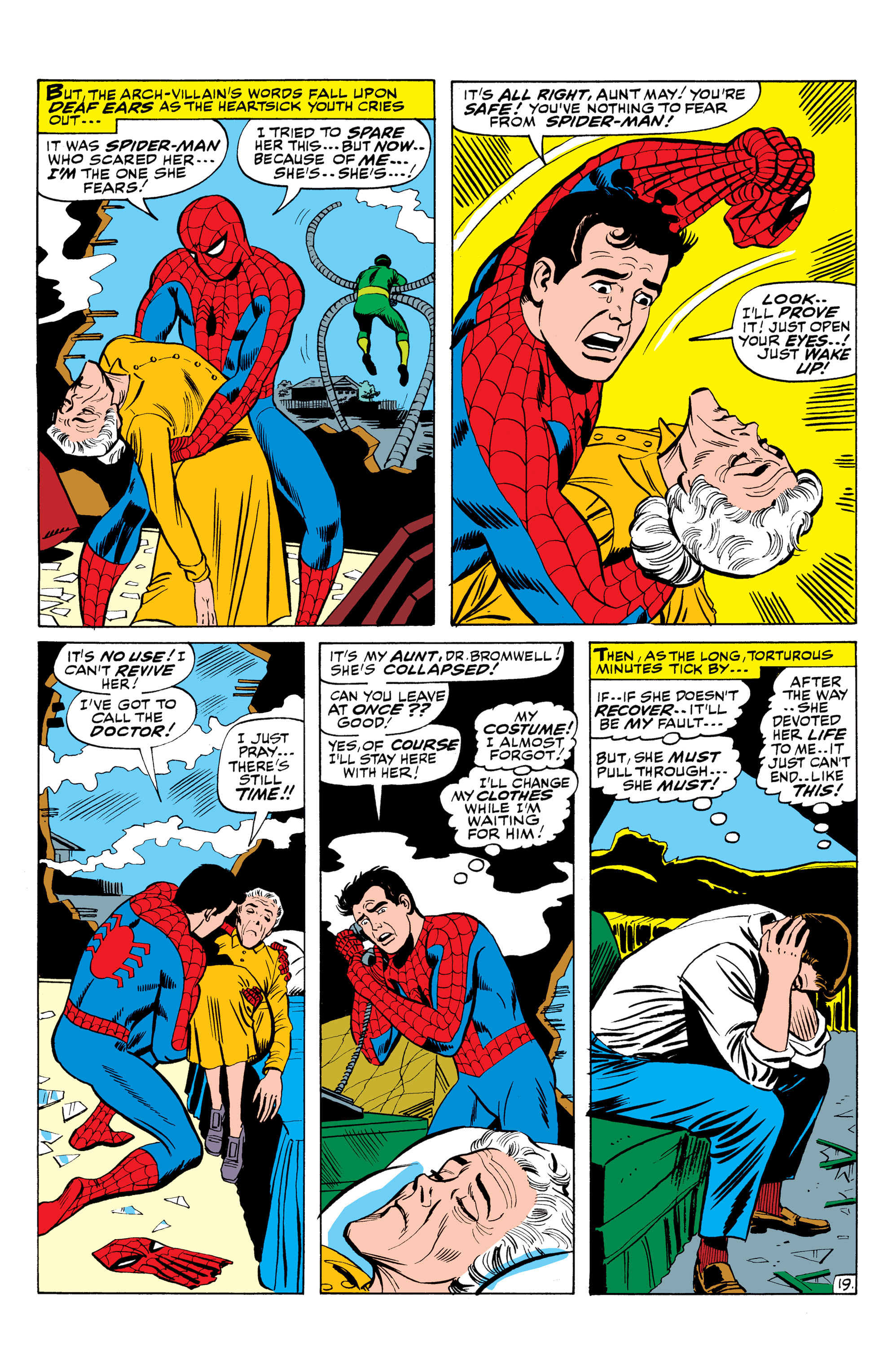 The Amazing Spider-Man (1963) 54 Page 19