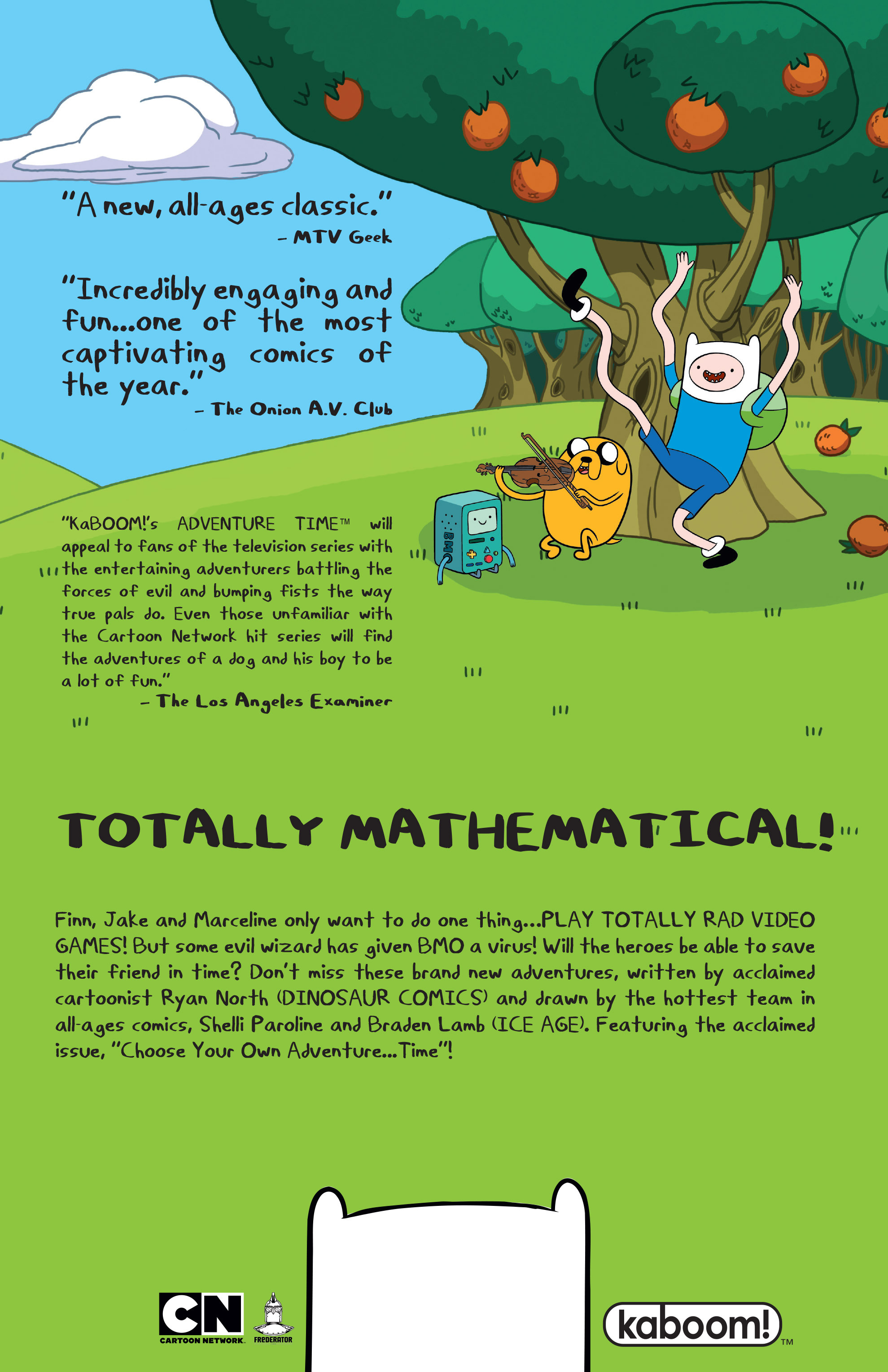 Read online Adventure Time comic -  Issue #Adventure Time _TPB 3 - 116