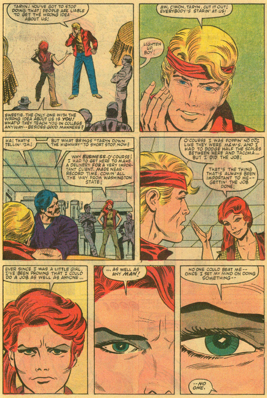 Read online U.S. 1 comic -  Issue #2 - 12