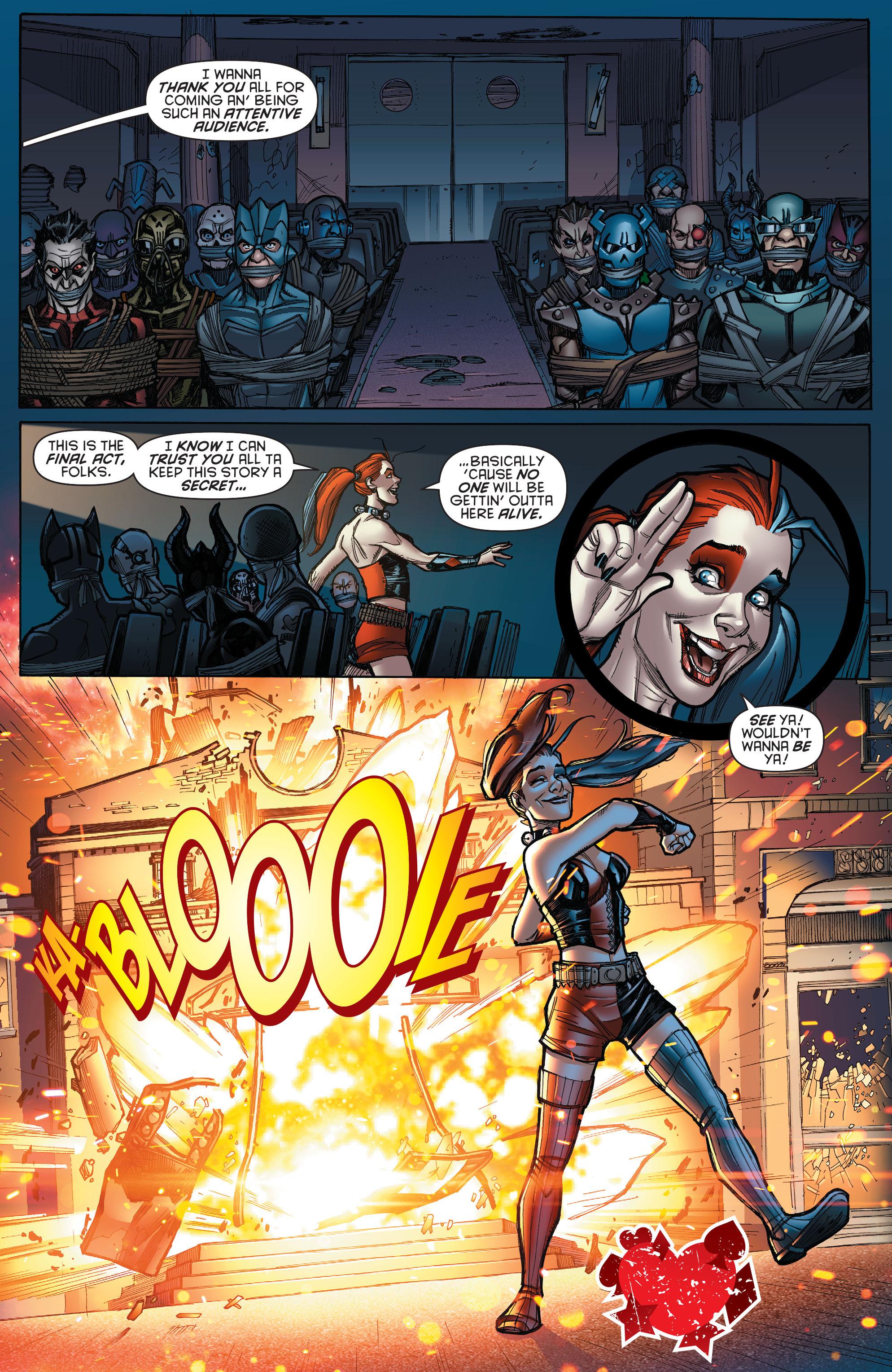 Read online Secret Origins (2014) comic -  Issue #4 - 13