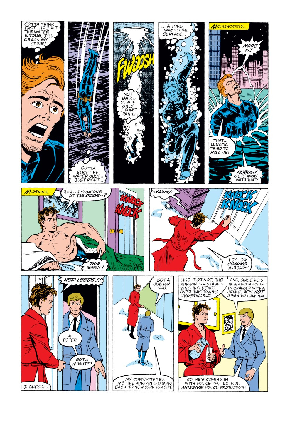 The Amazing Spider-Man (1963) 287 Page 10