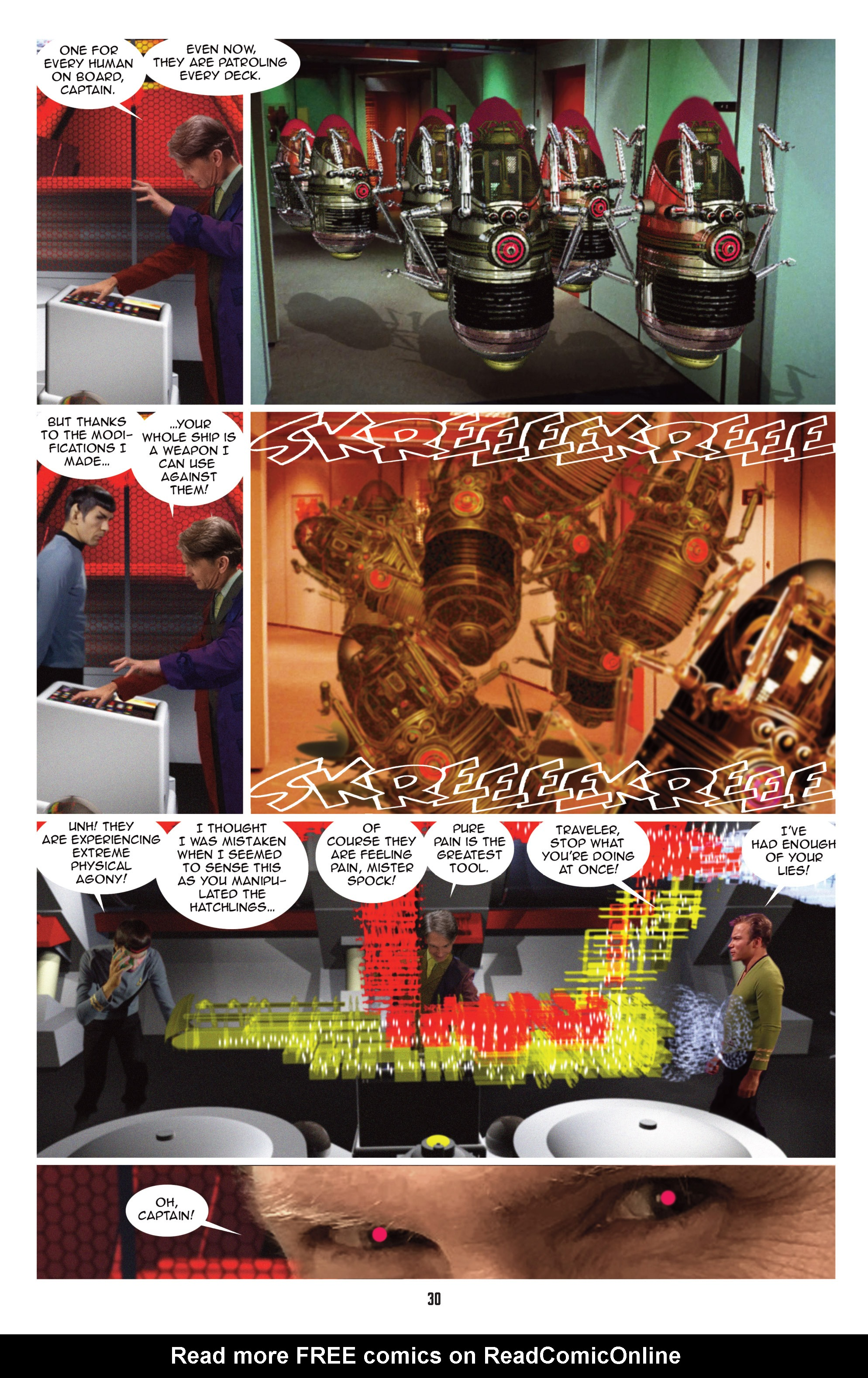 Read online Star Trek: New Visions comic -  Issue #15 - 32