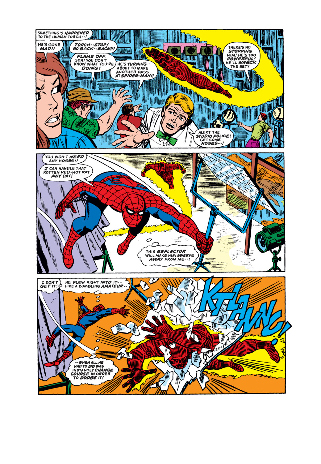 The Amazing Spider-Man (1963) _Annual_4 Page 16