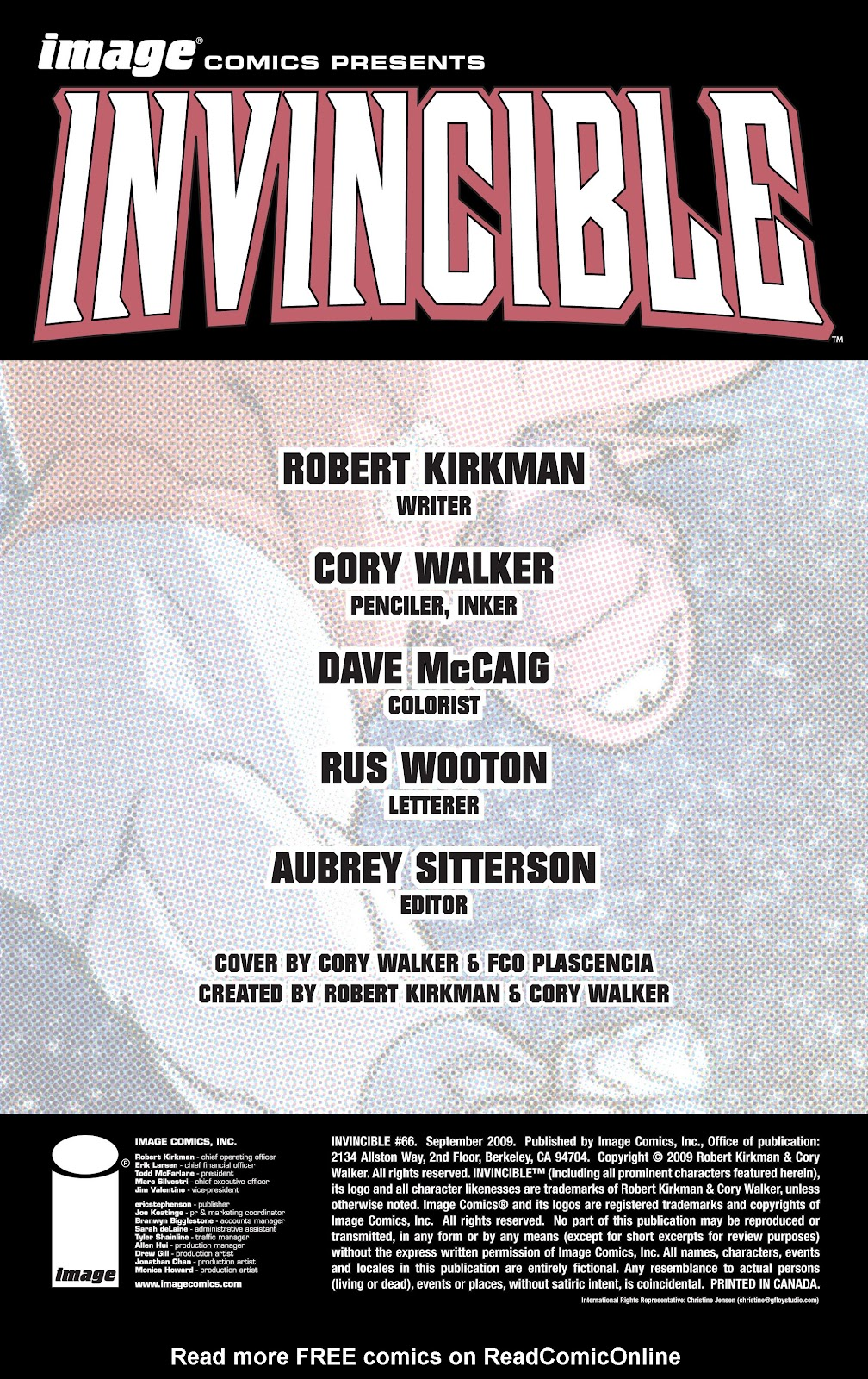 Invincible (2003) 66 Page 2