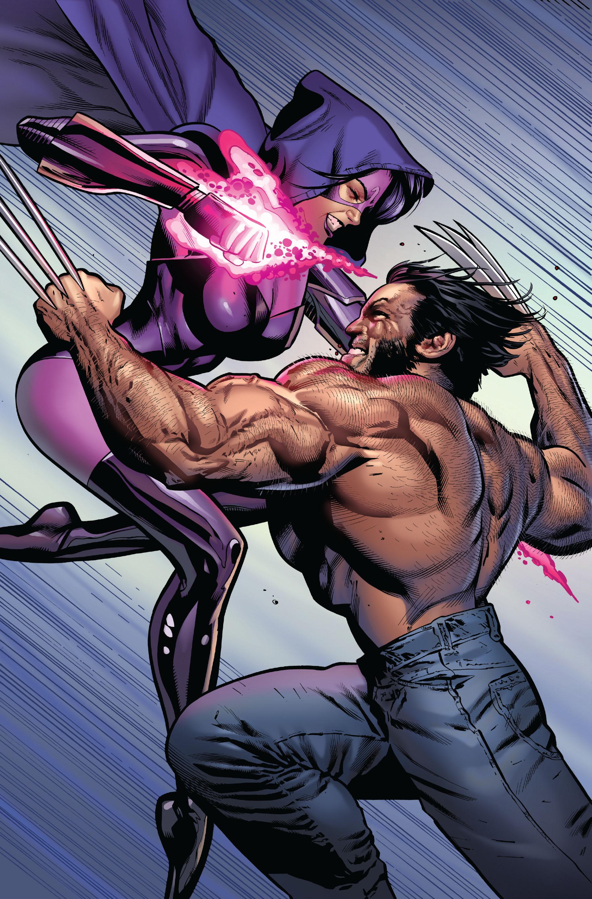 Read online Uncanny X-Men (1963) comic -  Issue #510 - 7