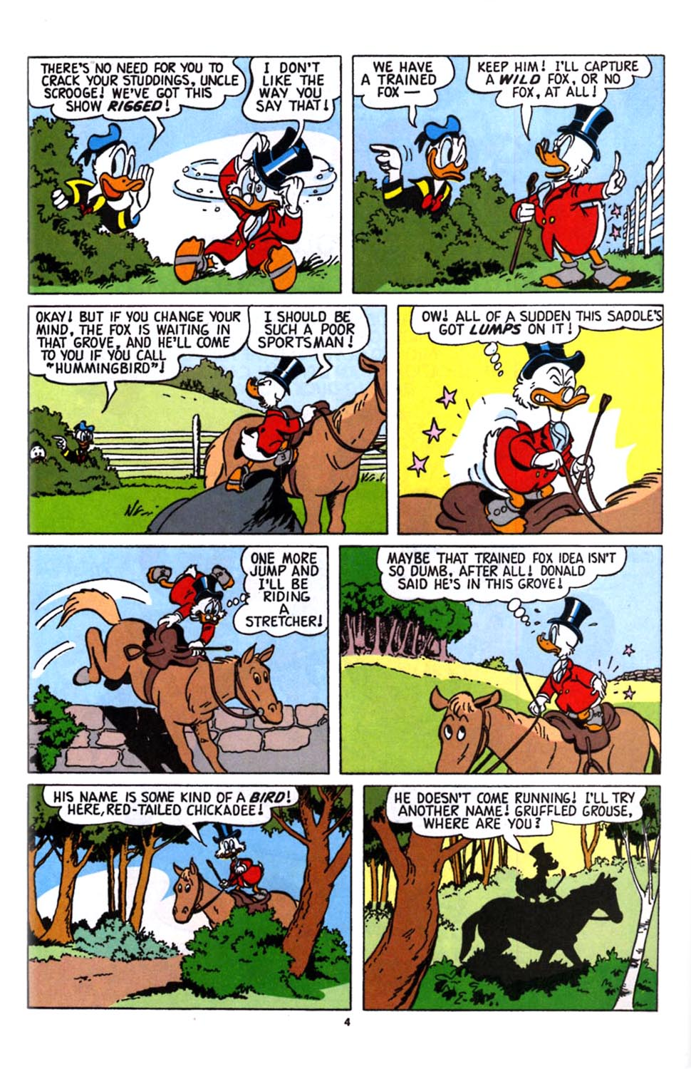 Read online Uncle Scrooge (1953) comic -  Issue #245 - 18