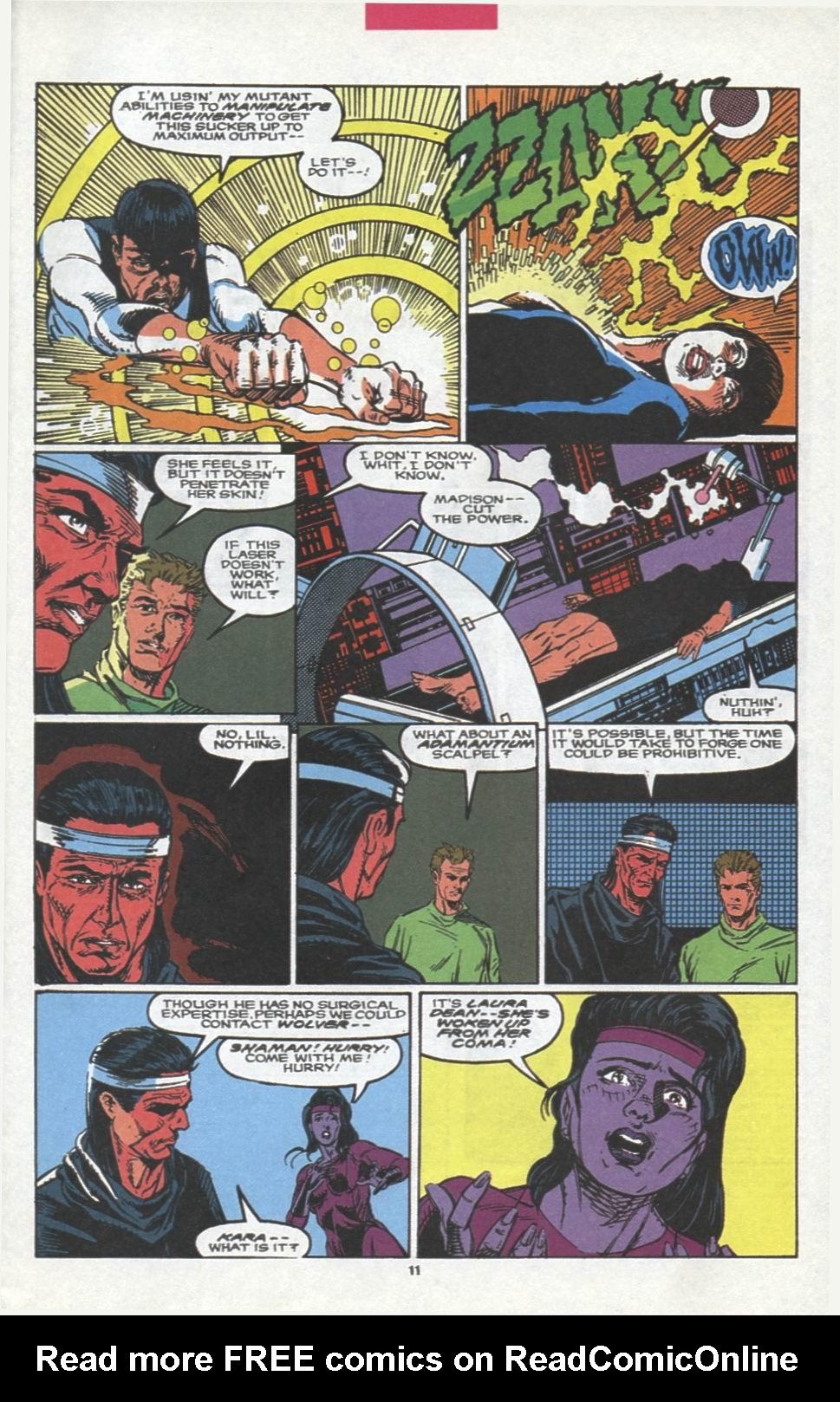 Read online Alpha Flight (1983) comic -  Issue #97 - 9