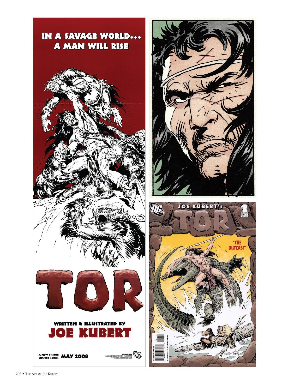 Read online The Art of Joe Kubert comic -  Issue # TPB (Part 3) - 8