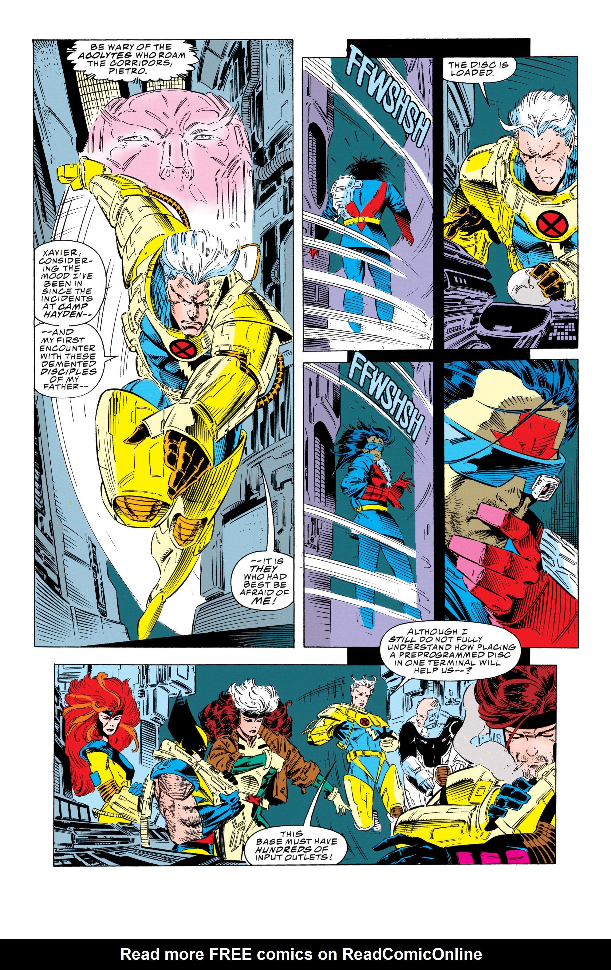 X-Men (1991) 25 Page 21
