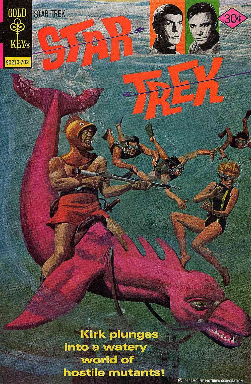 Star Trek (1967) issue 43 - Page 1