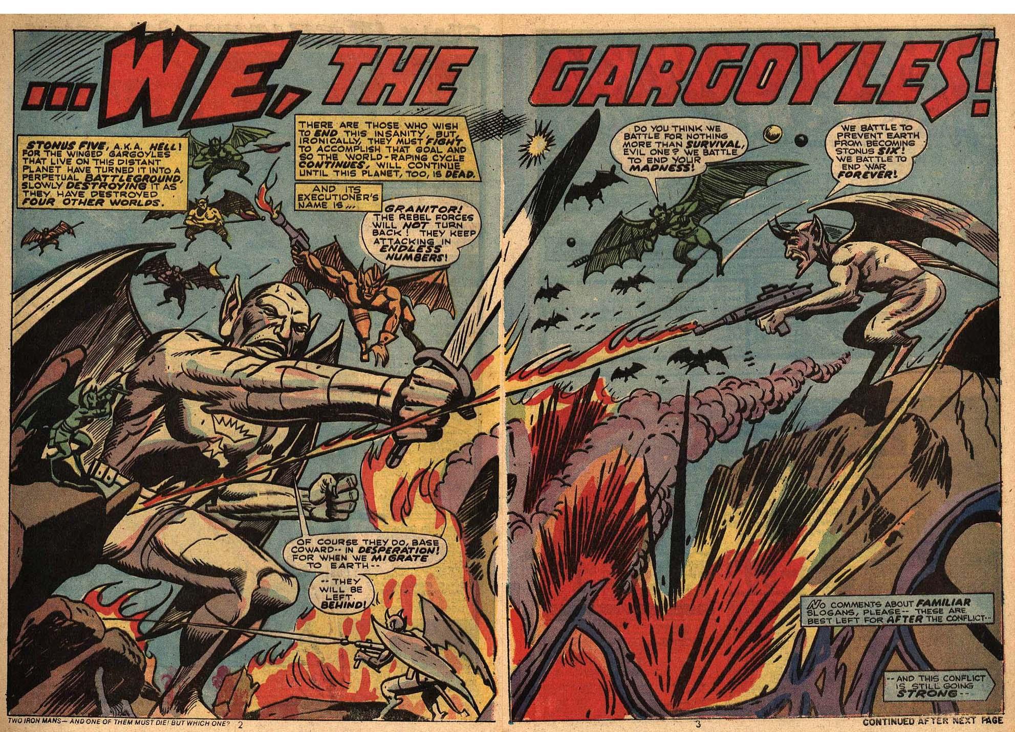 Read online Astonishing Tales (1970) comic -  Issue #22 - 3
