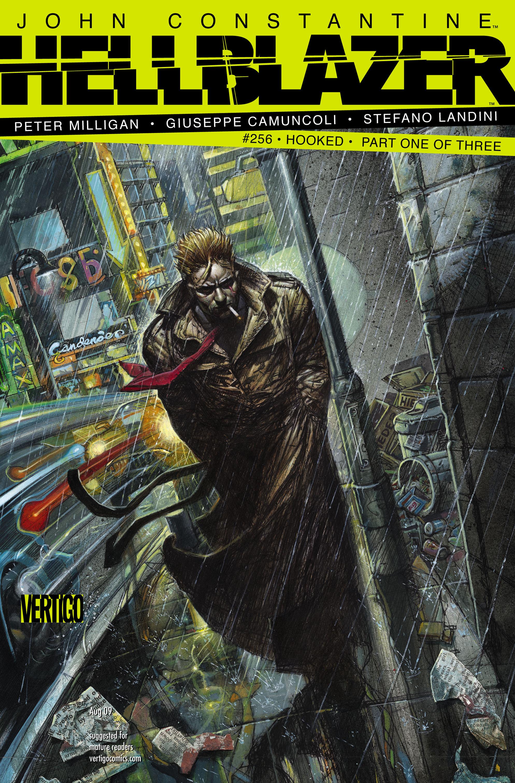 Hellblazer issue 256 - Page 1