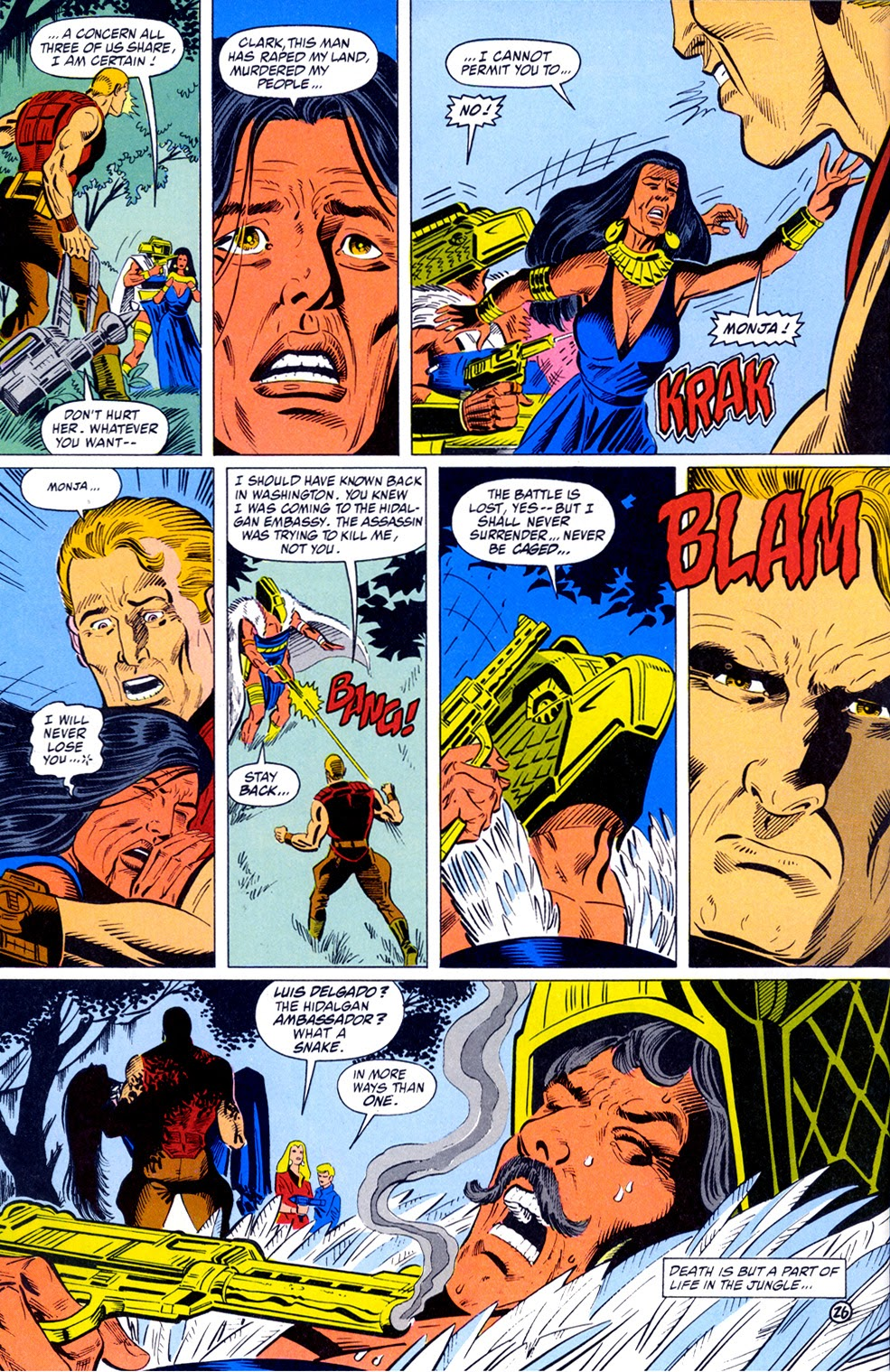 Doc Savage (1988) issue 10 - Page 28
