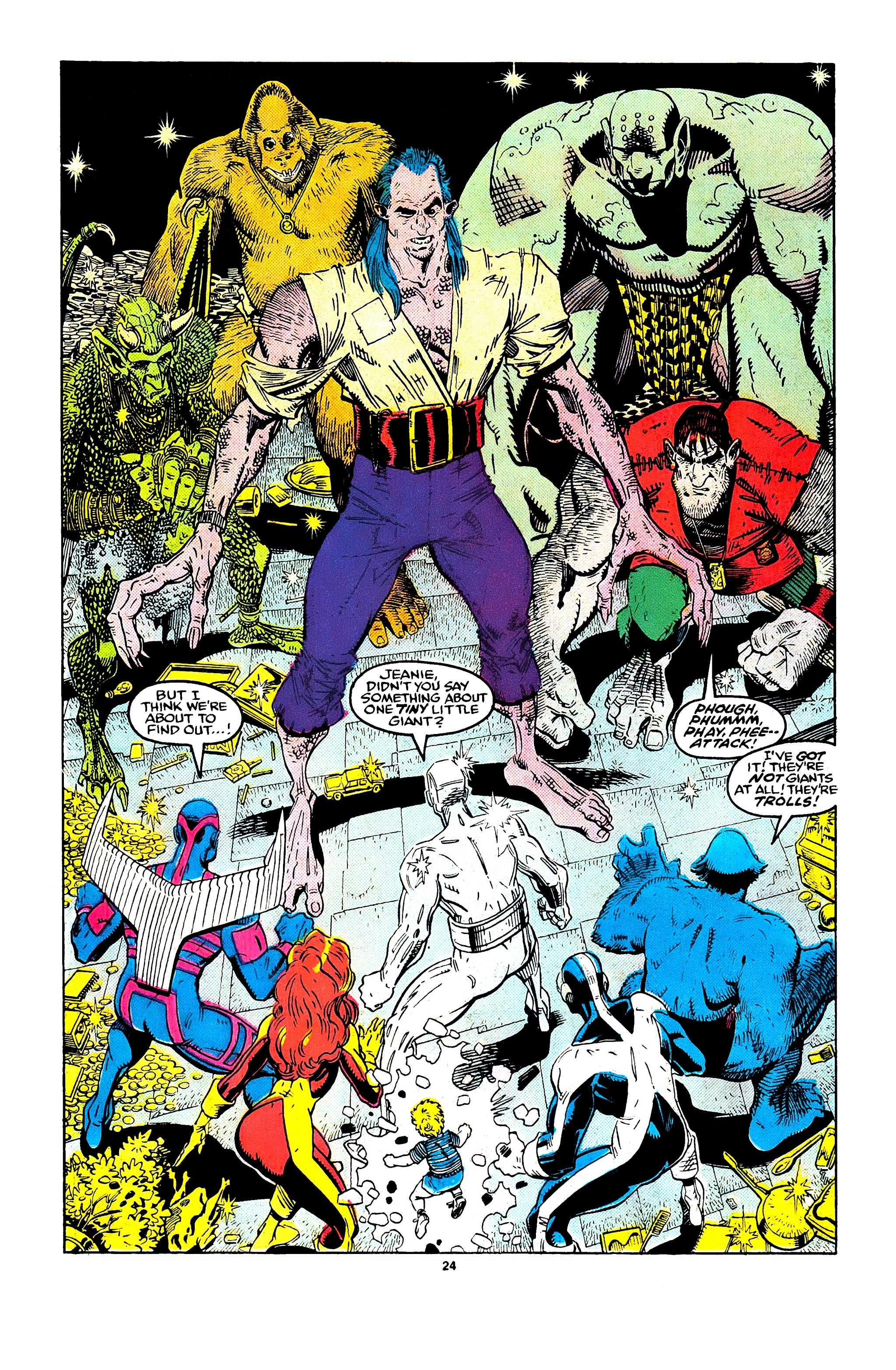Read online X-Factor (1986) comic -  Issue #41 - 19