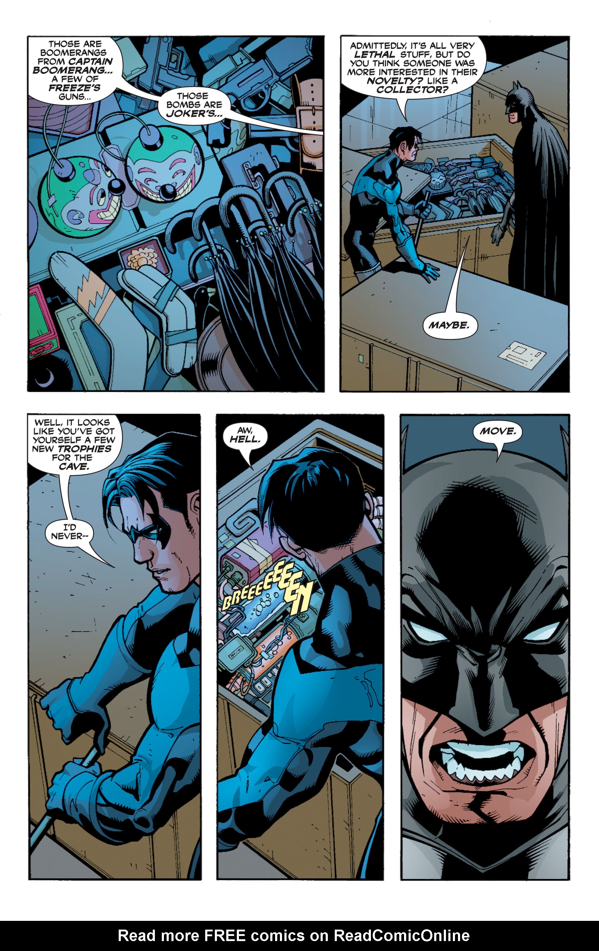 Read online Batman: Under The Red Hood comic -  Issue # Full - 46