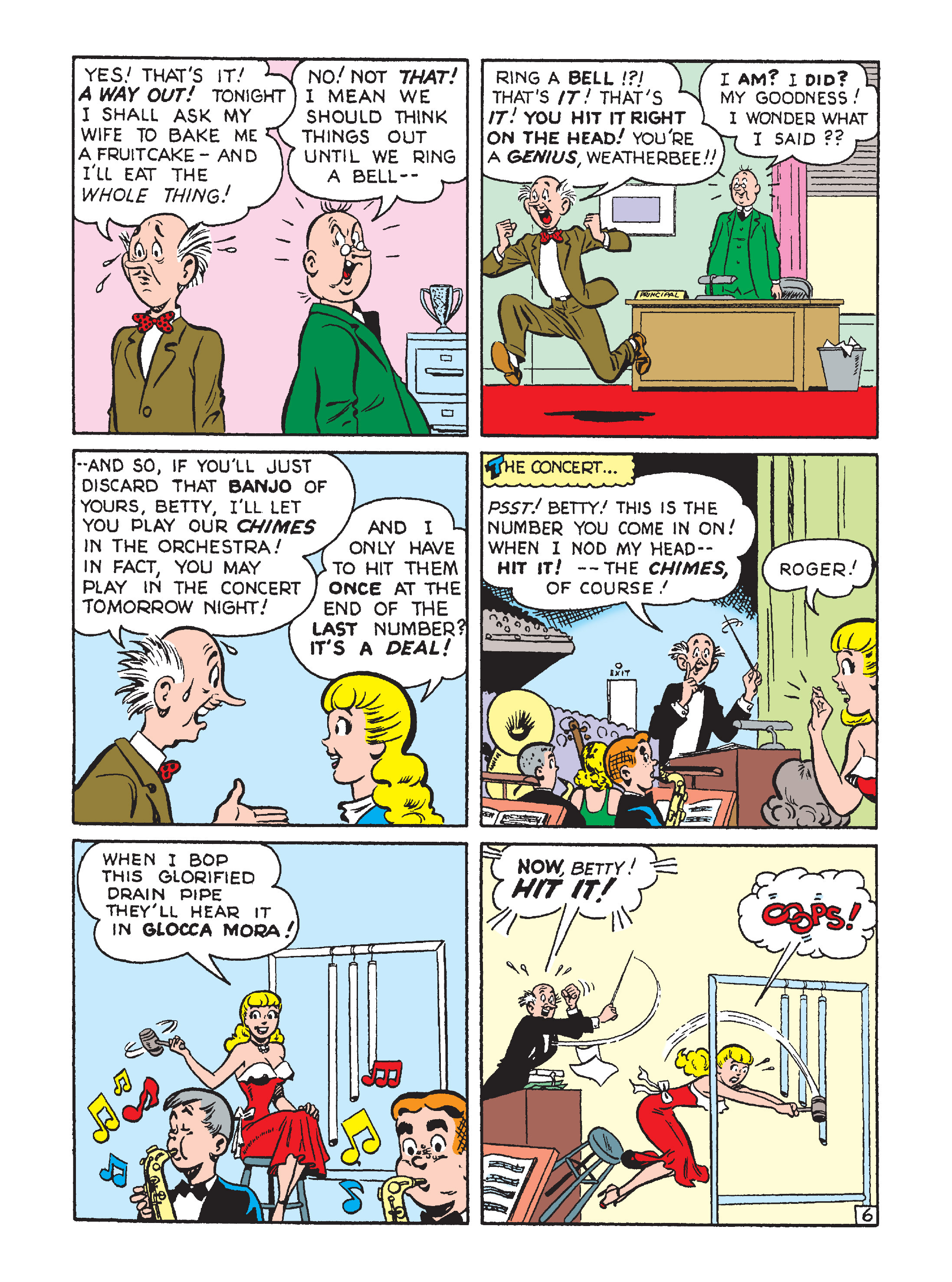 Read online Archie 1000 Page Comics Bonanza comic -  Issue #2 (Part 2) - 94