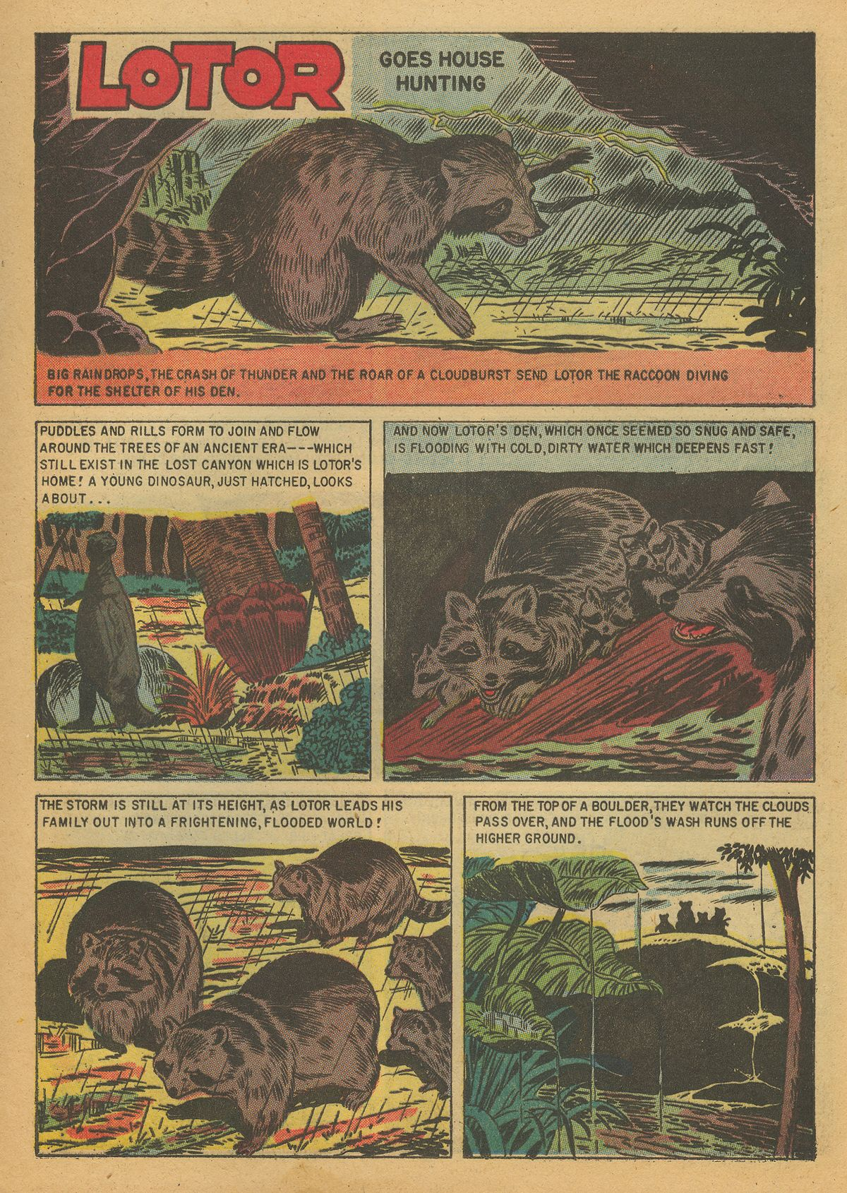 Read online Turok, Son of Stone comic -  Issue #7 - 17