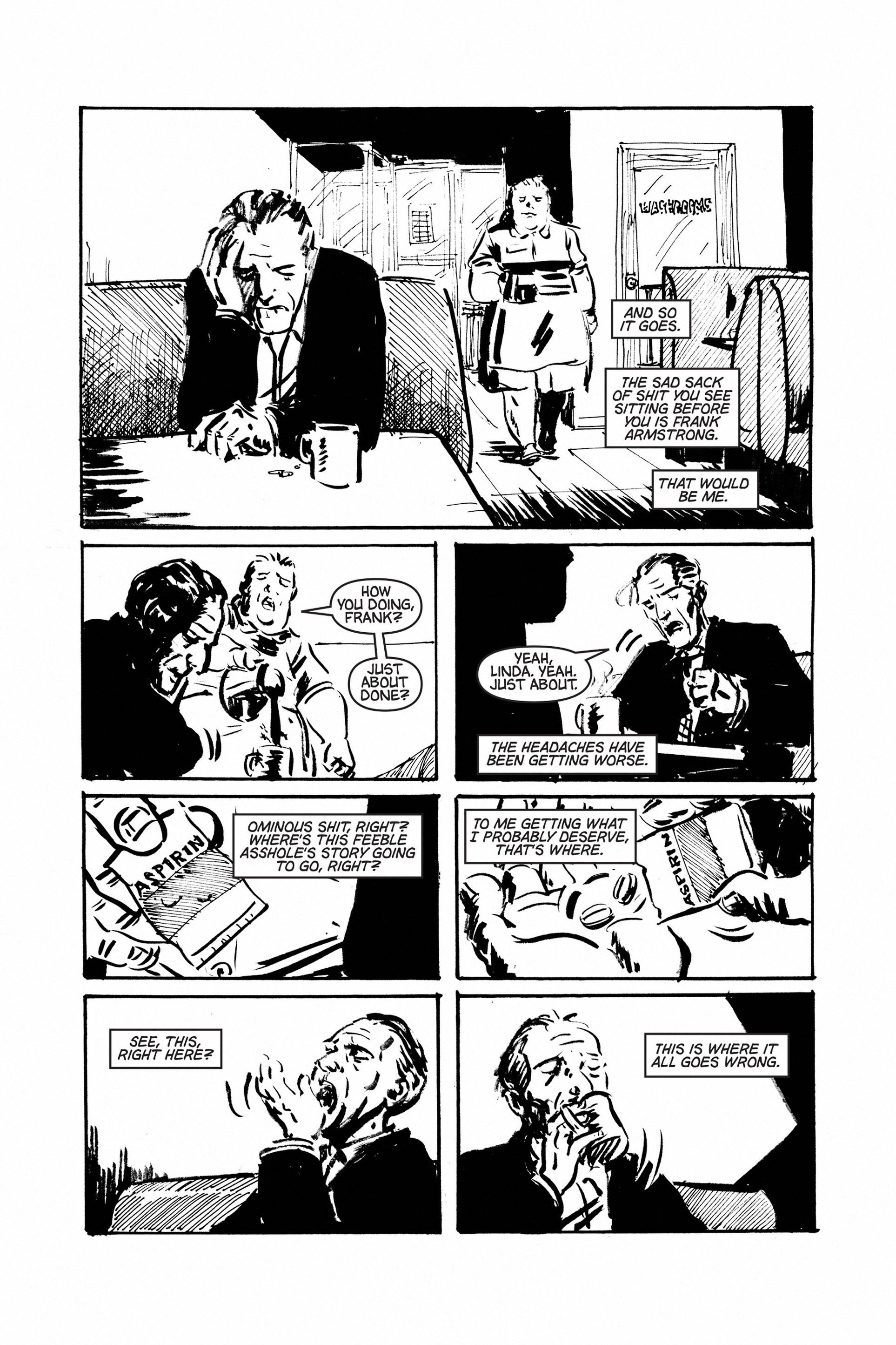 Read online Tumor comic -  Issue # TPB - 13