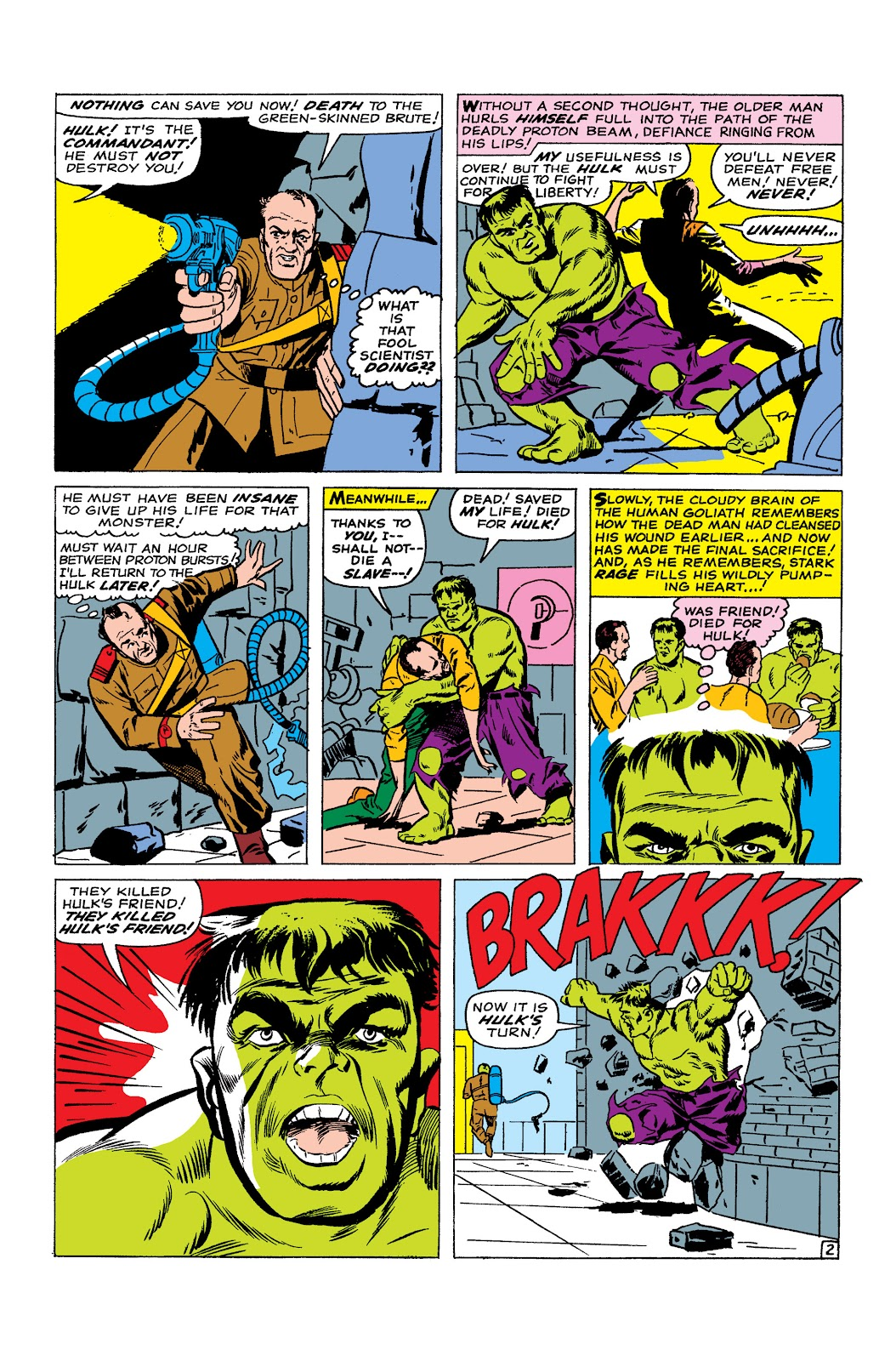 Read online Marvel Masterworks: The Incredible Hulk comic -  Issue # TPB 2 (Part 1) - 92