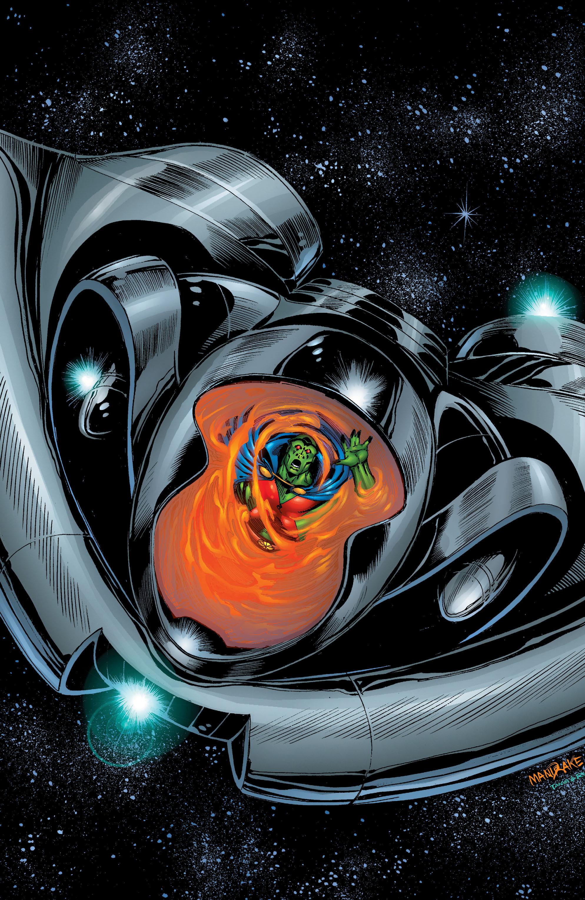 Read online Martian Manhunter: Son of Mars comic -  Issue # TPB - 167