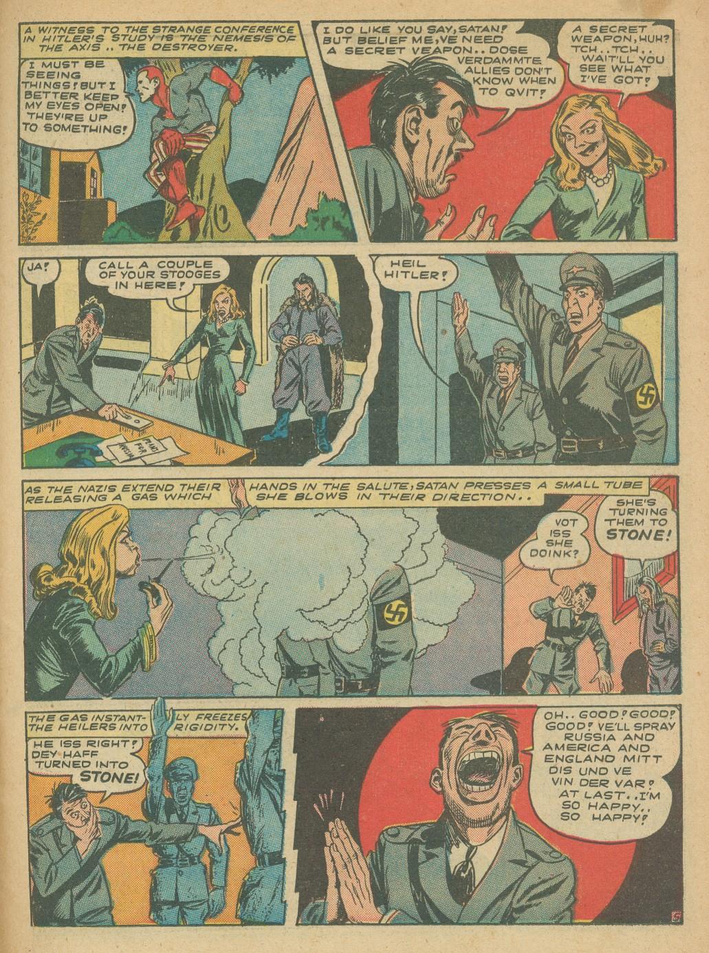 Read online All-Winners Comics comic -  Issue #8 - 47