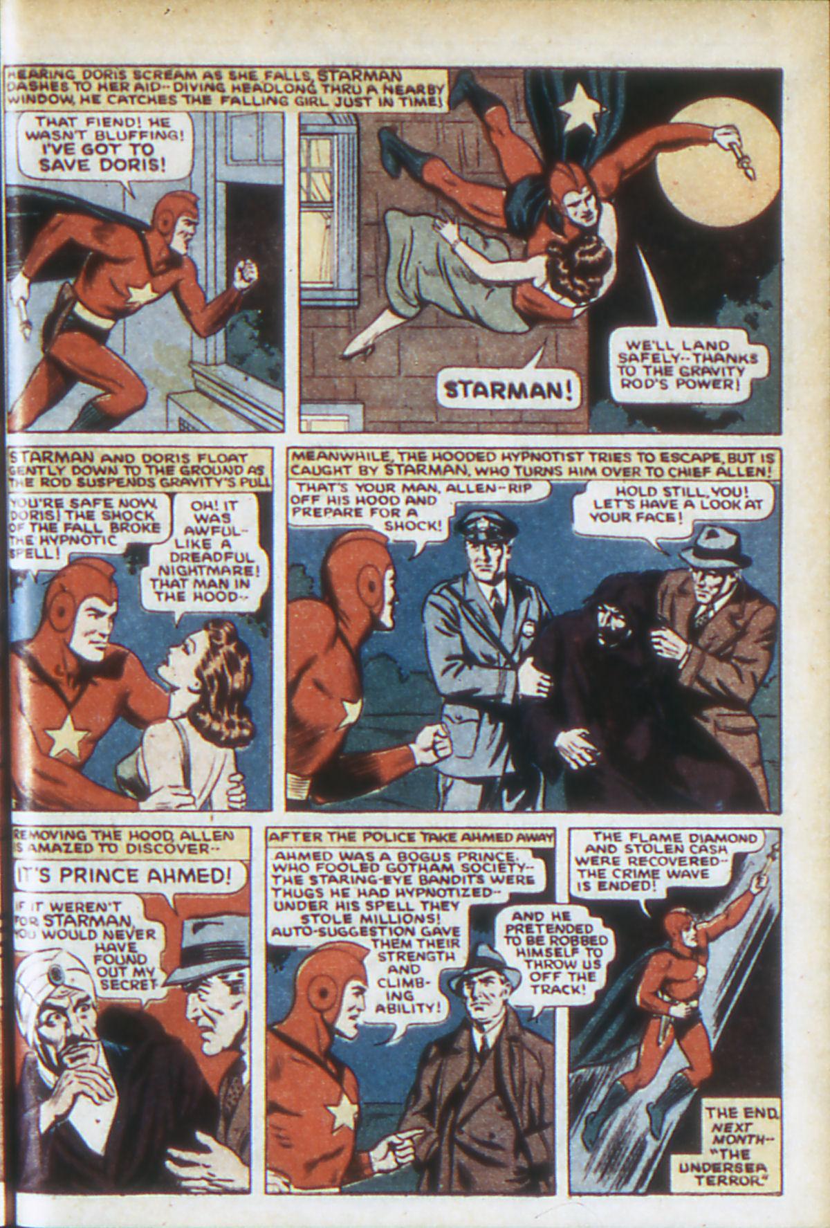 Read online Adventure Comics (1938) comic -  Issue #64 - 16