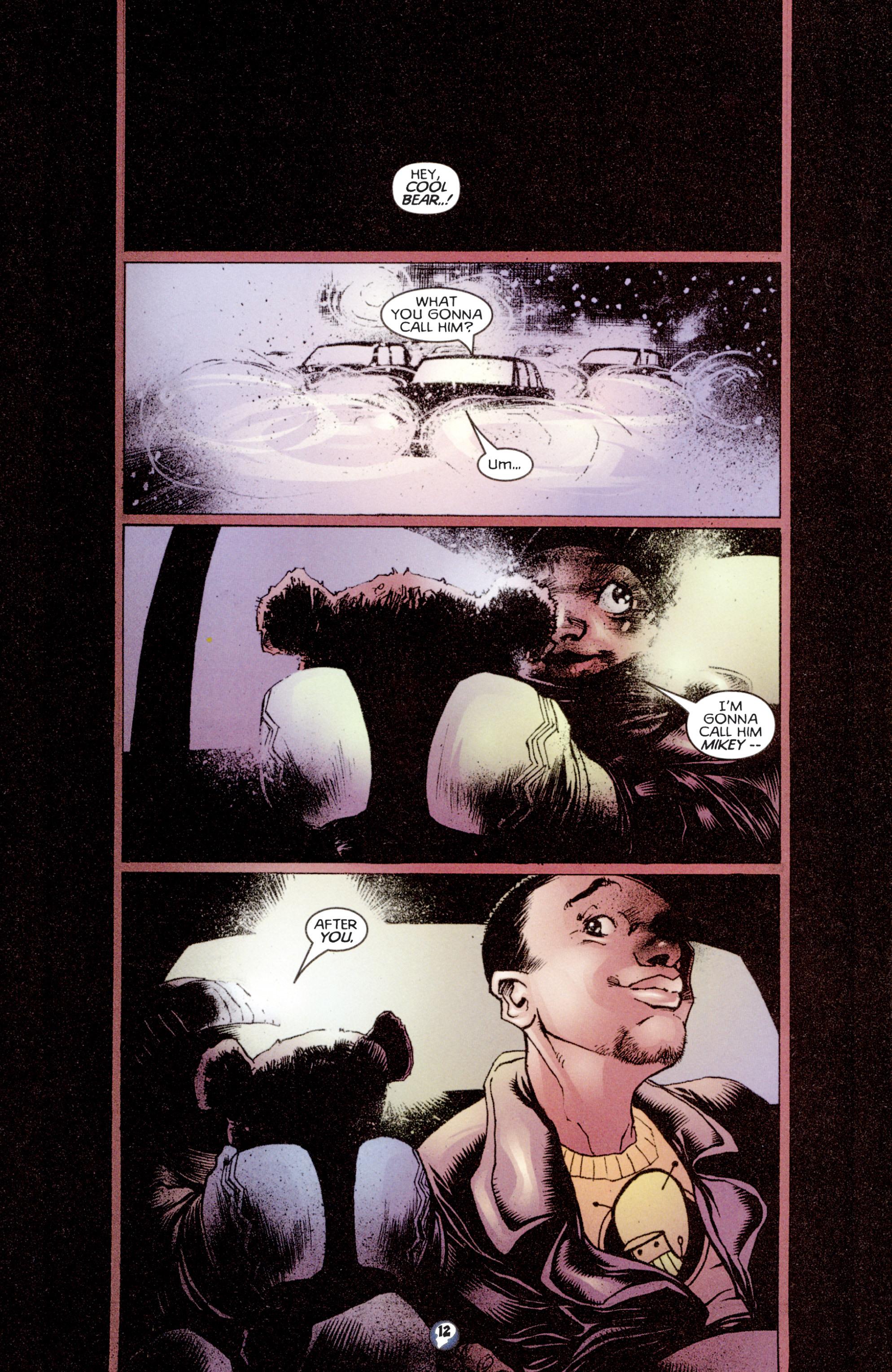 Read online Shadowman (1997) comic -  Issue #3 - 11