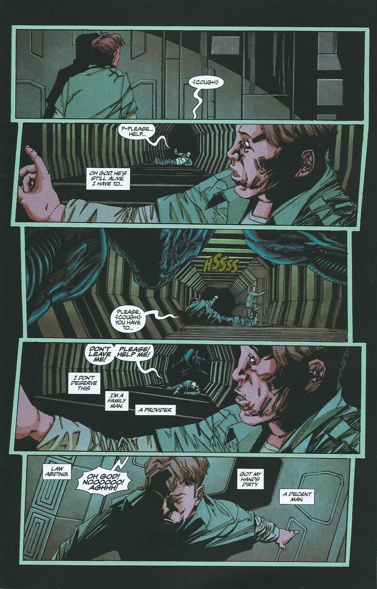 Read online Alien: Isolation comic -  Issue # Full - 12