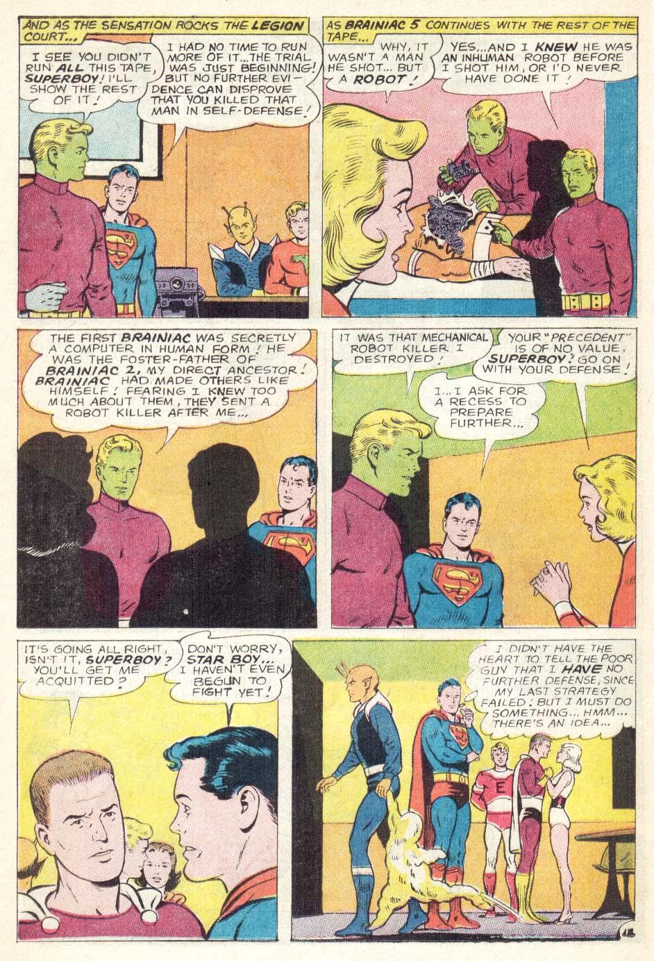 Read online Adventure Comics (1938) comic -  Issue #342 - 18