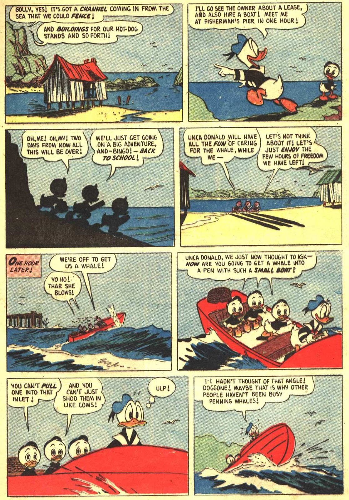 Walt Disney's Comics and Stories issue 193 - Page 5