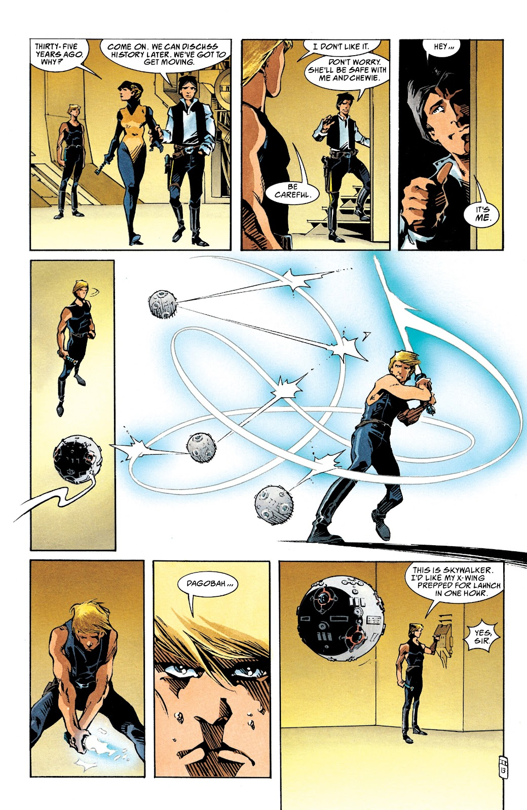 Read online Star Wars Legends: The New Republic - Epic Collection comic -  Issue # TPB 4 (Part 1) - 44