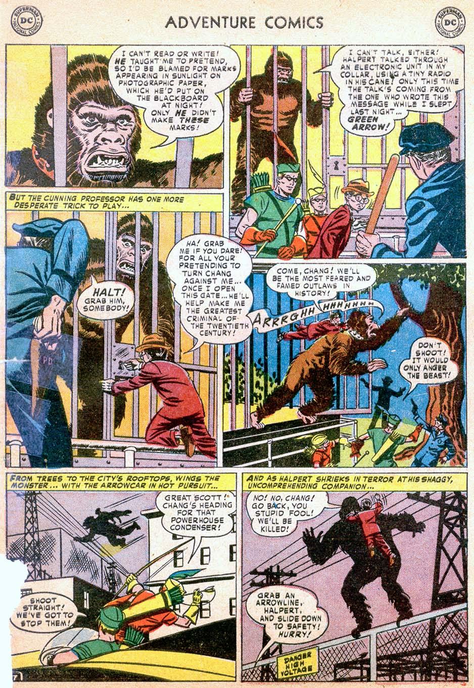 Read online Adventure Comics (1938) comic -  Issue #178 - 41
