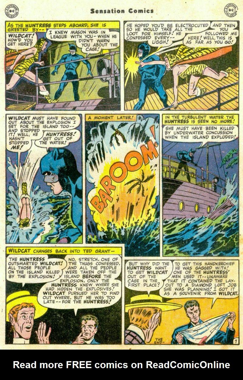 Read online Sensation (Mystery) Comics comic -  Issue #75 - 48