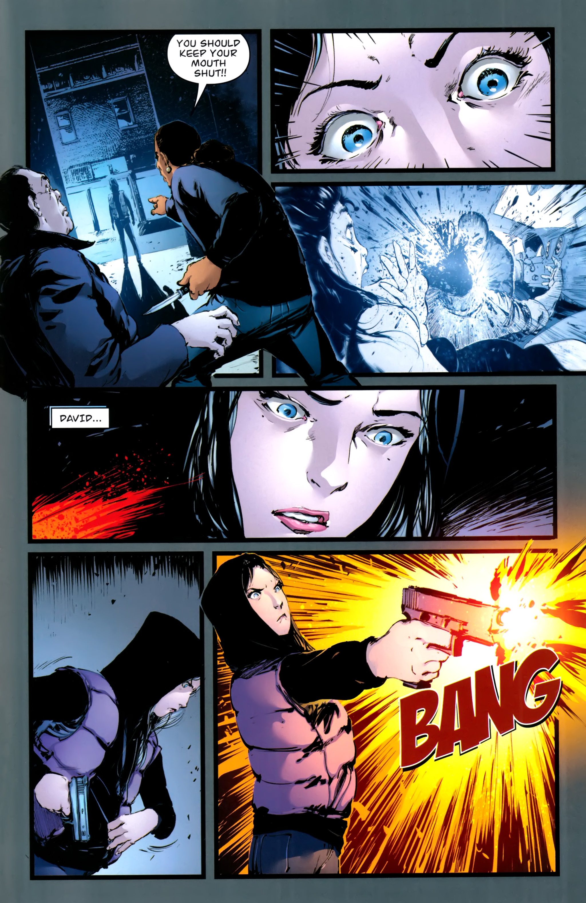 Read online Astria comic -  Issue #1 - 31